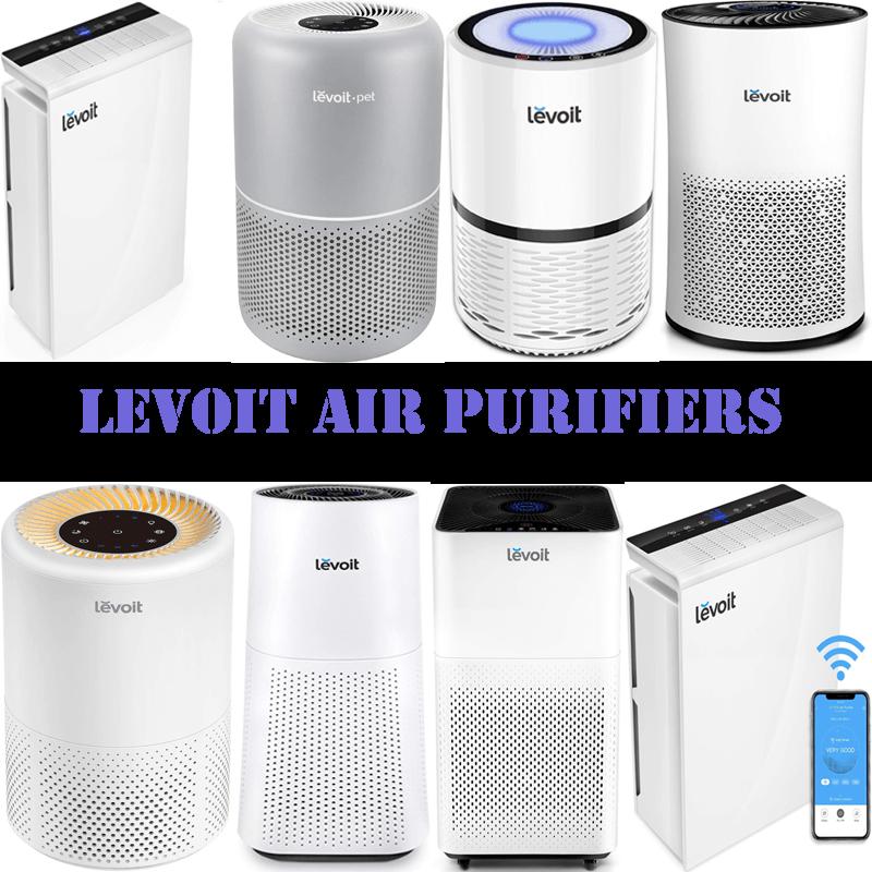 LEVOIT Air Purifiers Reviews